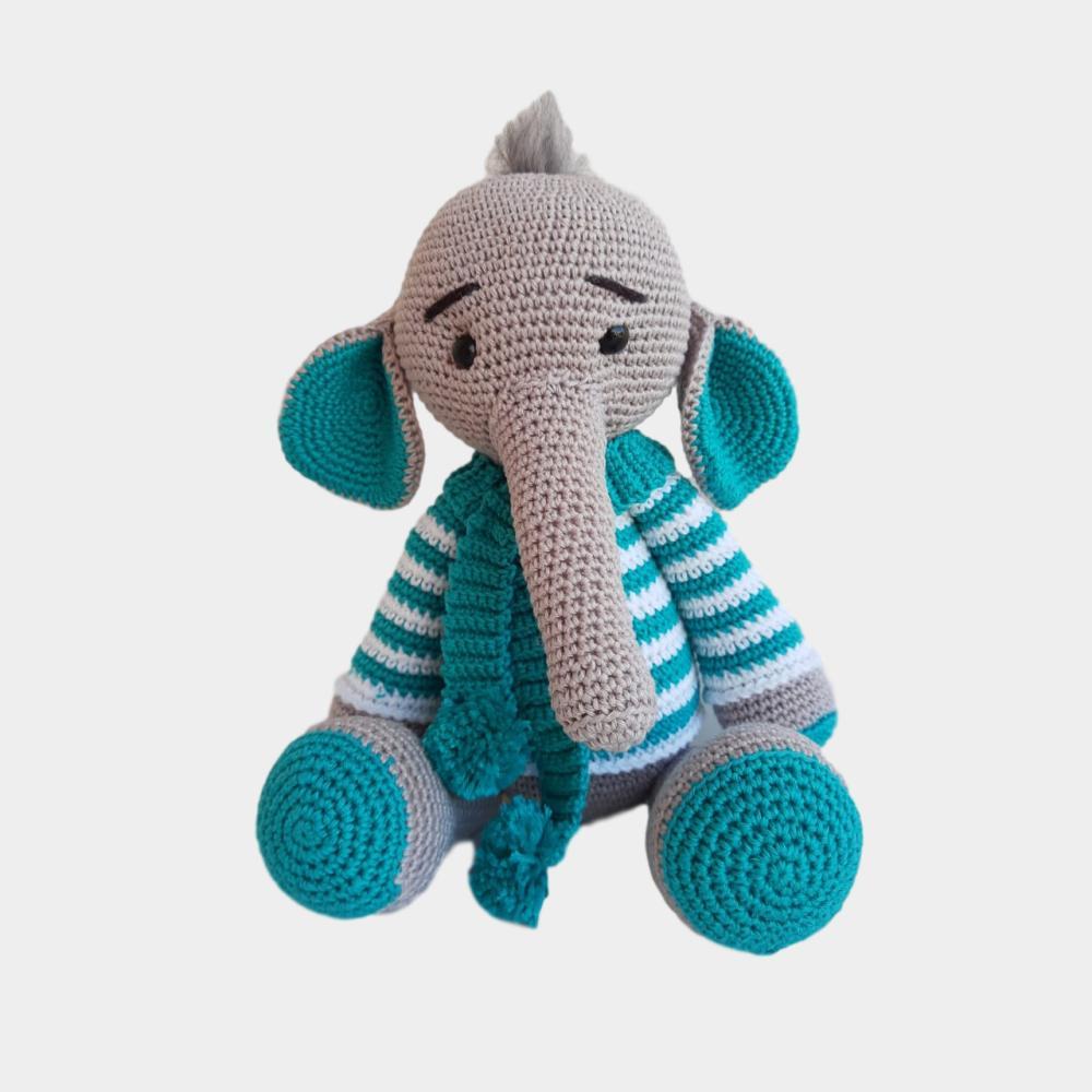 Pin de Crochê Da Neca em Amigurumi | Elefante de crochê, Padrões ... | 1000x1000